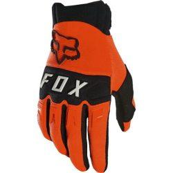 FOX Dirtpaw cross kesztyű - fluo narancs