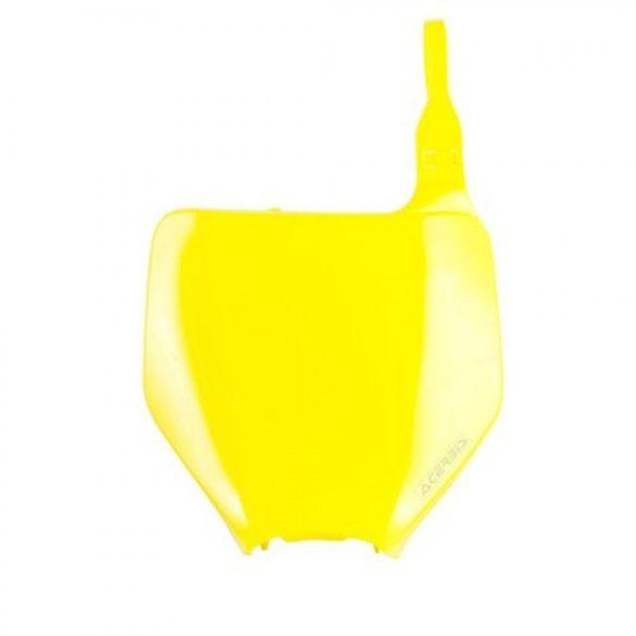 Acerbis fejidom - SUZUKIRM 125/250 01-08 + RMZ250 07-09 + RMZ450 05-07 - sárga