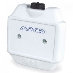 Acerbis kiegészítő első üzemanyagtank  - 3L - fehér