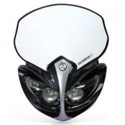 Acerbis fényszóró - DIAMOND - fekete