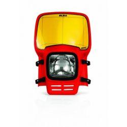 Acerbis fényszóró - ELBA - piros