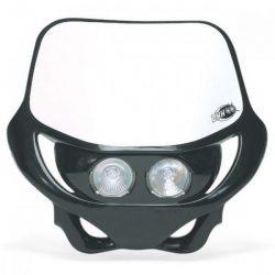 Acerbis fényszóró - DHH - fekete