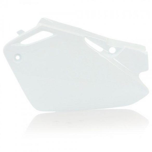Acerbis oldalidom -  HONDA CR 85R 03-07 - fehér