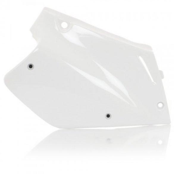 Acerbis oldalidom -  HONDA CR 125R 95-97 + CR250 95-96 - fehér