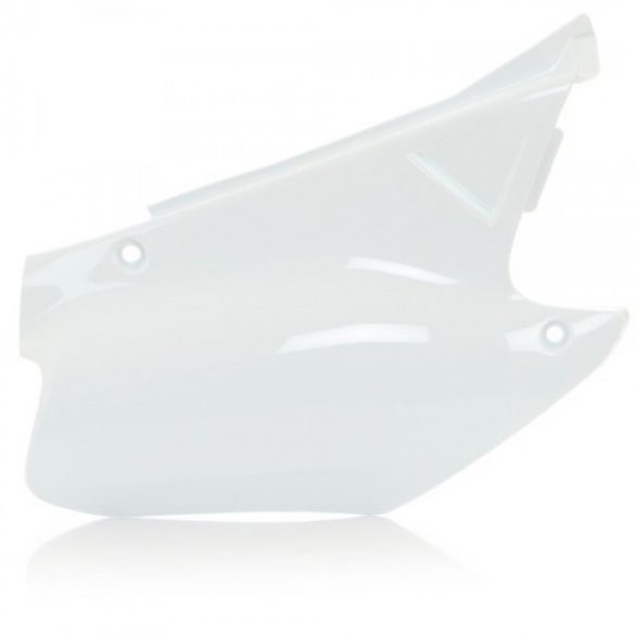 Acerbis oldalidom -  HONDA CR125/250 00-01 - fehér