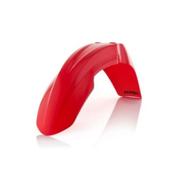 Acerbis első sárvédő - HONDA CR125/250 04-07 + CRF250 04-09 + CRF45004-08 - piros