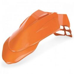 Acerbis univerzális supermoto sárvédő - narancs