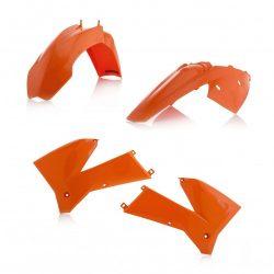 Acerbis idomszett - KTM SX 125/250 05-06 + SXF 05-06 - narancs