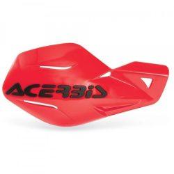 Acerbis kézvédő - MX Uniko - teljes készlet - piros/fekete