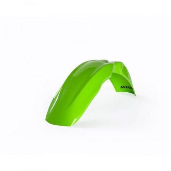 Acerbis első sárvédő - KAWASAKI KX65 00-17 - zöld