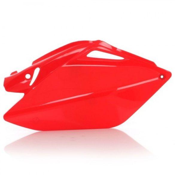 Acerbis oldalidom -  HONDA CRF 250R 06-09 - piros