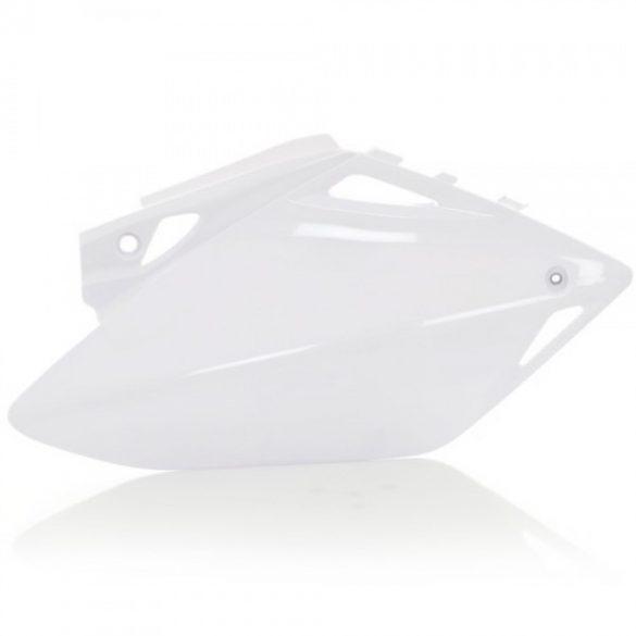 Acerbis oldalidom -  HONDA CRF 450 07-08 - fehér