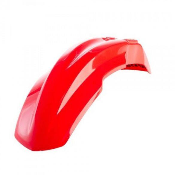 Acerbis első sárvédő -  HONDA CRF 150R 07/19 - piros