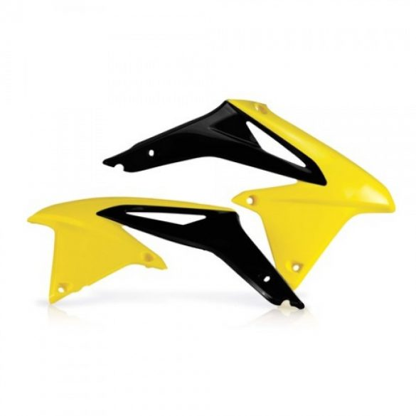 Acerbis tankidom -  SUZUKI RMZ 450 08-17 - sárga/fekete