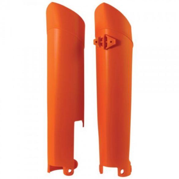 Acerbis teleszkópvédő - KTM EXC 08-15 + SX 08-14 - narancs