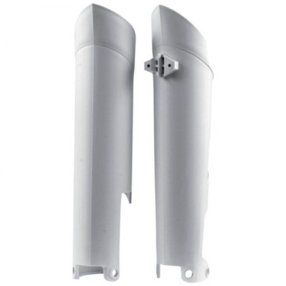 Acerbis teleszkópvédő - KTM EXC 08-15 + SX 08-14 - fehér