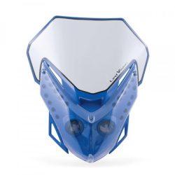 Acerbis fényszóró - Led Vision - kék