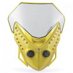Acerbis fényszóró - Led Vision - sárga