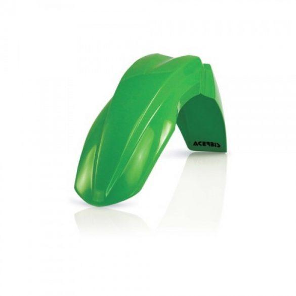 Acerbis első sárvédő -  KAWASAKI KXF250/450 09-12 - zöld