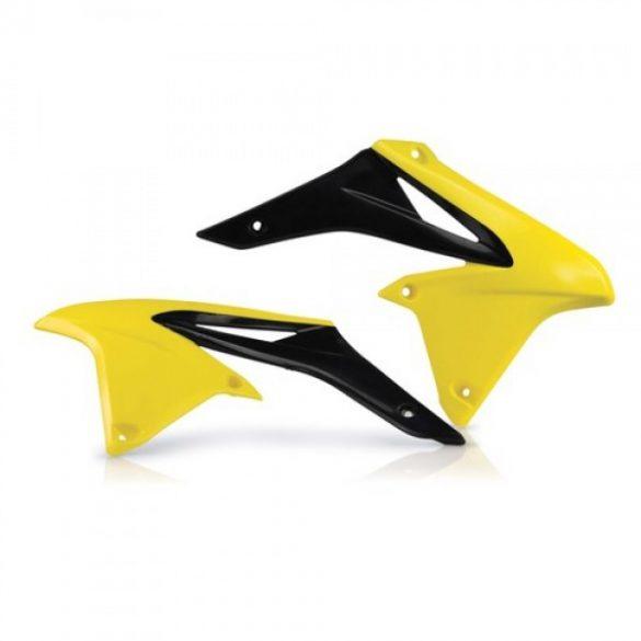 Acerbis tankidomok - Suzuki RMZ 250 10-18 - sárga/fekete