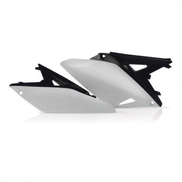 Acerbis oldalidom -  SUZUKI RMZ 250 10/18 - fehér/fekete