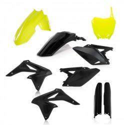 Acerbis teljes idomszett -  RMZ 250 10-18 - sárga/fekete