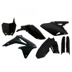 Acerbis teljes idomszett -  RMZ 250 10-18 - fekete