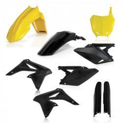 Acerbis teljes idomszett -  RMZ 250 10-18 - fekete/sárga