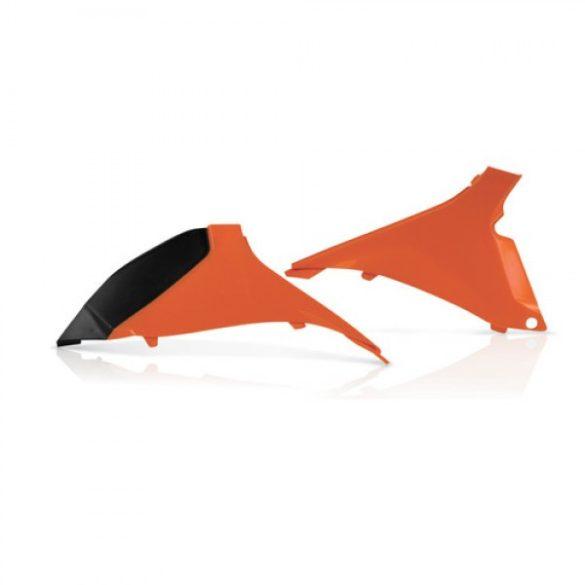Acerbis légszűrő idom -  KTM SX 12 + SXF 11-12 - narancs