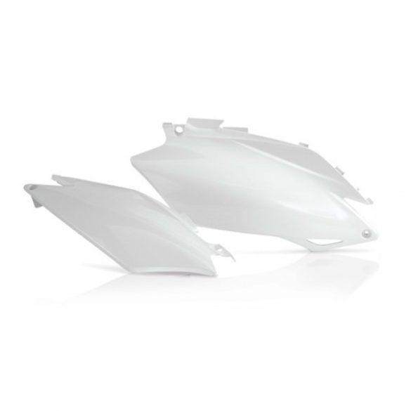 Acerbis oldalidom -  HONDA CRF250 11-13 + CRF450 11-12 - fehér
