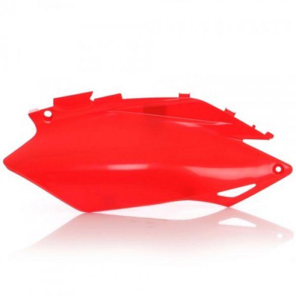 Acerbis oldalidom -  HONDA CRF250 11-13 + CRF450 11-12 - piros