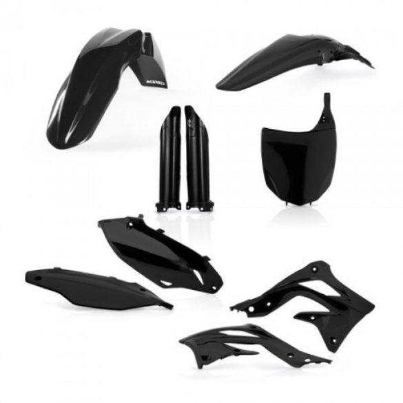 Acerbis teljes idomszett -  KAWASAKI KXF 450 2012 - fekete