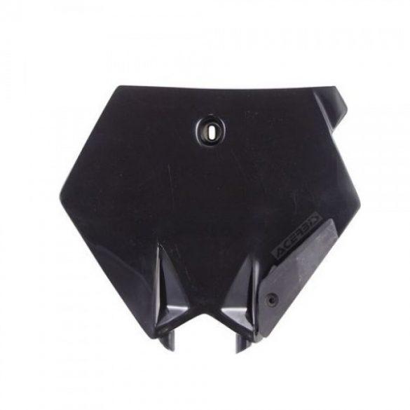 Acerbis fejidom -  KTM SX 85 04-12 - fekete