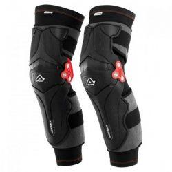 Acerbis térdvédő - X-Strong - fekete/fehér - egy méretű
