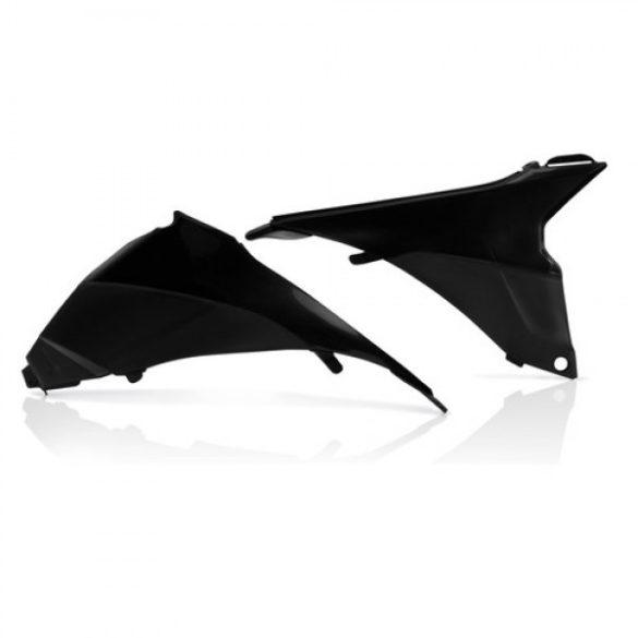 Acerbis légszűrő idom -  KTM SX/SXF 13-15 - fekete