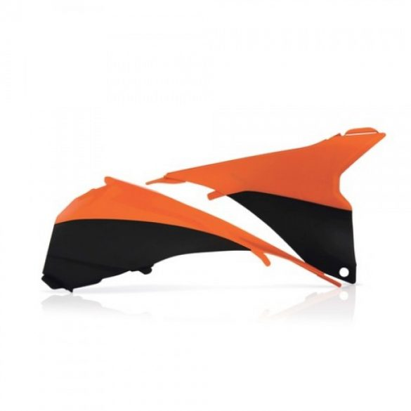 Acerbis légszűrő idom -  KTM SX/SXF 13-15 - fekete/narancs