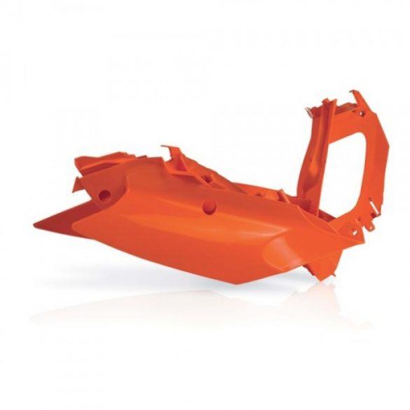 Acerbis légszűrőház + oldalidom - KTM EXC 12-16 + SX 11-15 - narancs