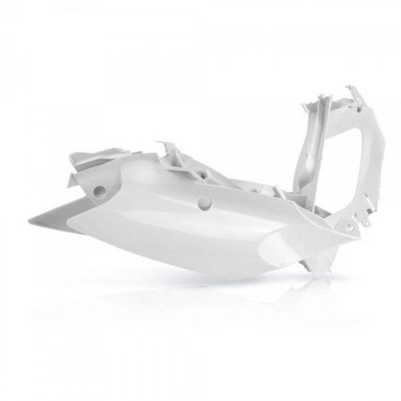 Acerbis légszűrőház + oldalidom - KTM EXC 12-16 + SX 11-15 - fehér