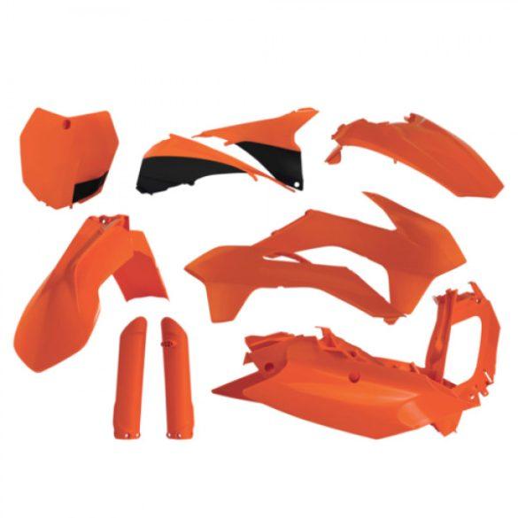 Acerbis teljes idomszett -  KTM SX/SXF 13-14 - narancs