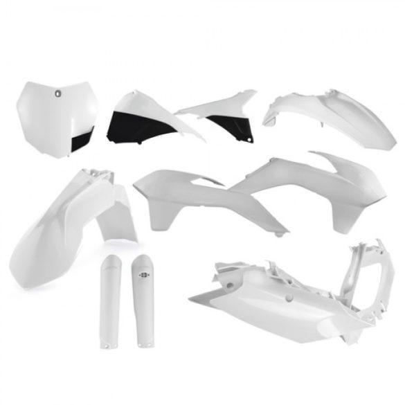 Acerbis teljes idomszett -  KTM SX/SXF 13-14 - fehér