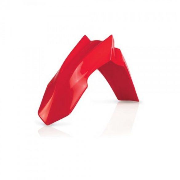 Acerbis első sárvédő -  HONDA CRF450R 2013-2016 + 250 2014-2017 - piros