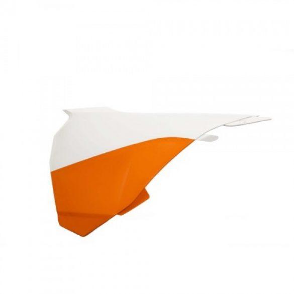 Acerbis légszűrő idom -  KTM SX 85 13-17  - narancs/fehér