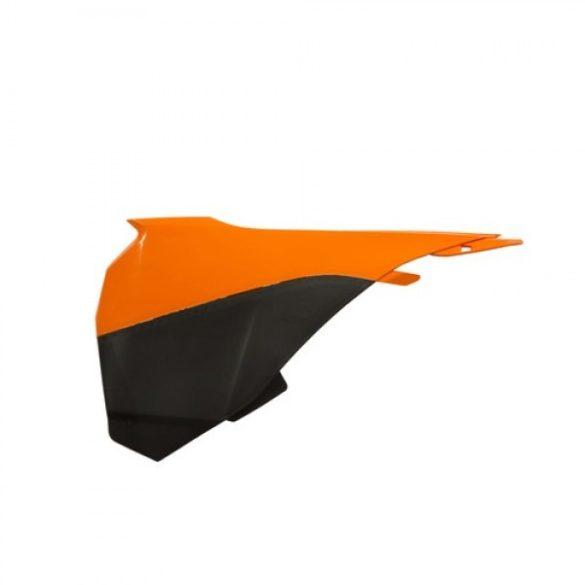 Acerbis légszűrő idom -  KTM SX 85 13-17  - fekete/narancs