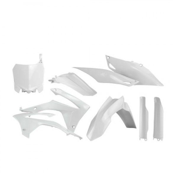 Acerbis teljes idomszett -  HONDA CRF25 14-17 + CRF450 13-16 - fehér