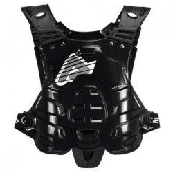 Acerbis cross páncél - Profile Chest Protector - egy méret - fekete