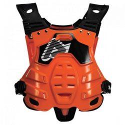 Acerbis cross páncél - Profile Chest Protector - egy méret - narancs