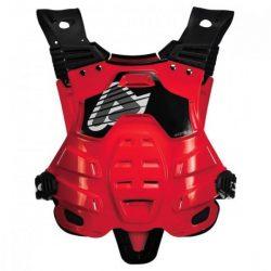 Acerbis cross páncél - Profile Chest Protector - egy méret - piros