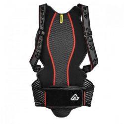 Acerbis hátprotektor - Comfort 2.0 - fekete/piros