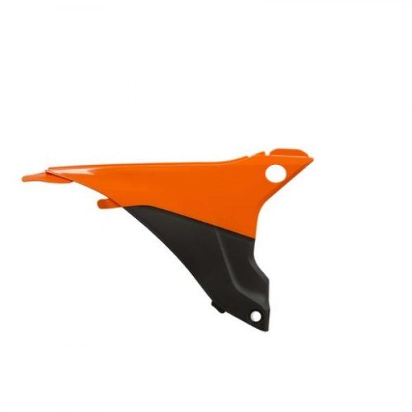 Acerbis légszűrő idom -  KTM EXC/EXC-F 14-16 - fekete/narancs
