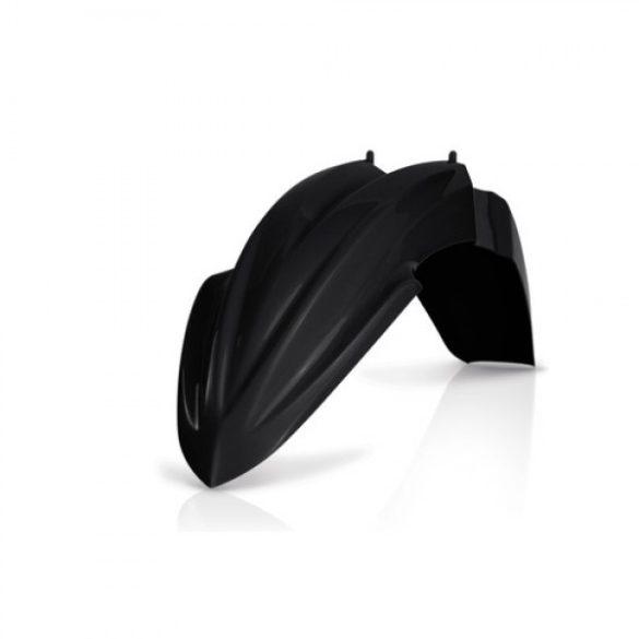 Acerbis első sárvédő - KAWASAKI KX 85/100 14/20 - fekete